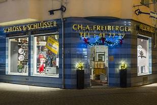 Ch.A. Freiberger Schloss & Schlüsseldienst Köln